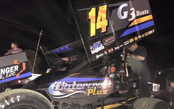 Tankersley Building New Race Car for ASCS Gulf South Tripleheader