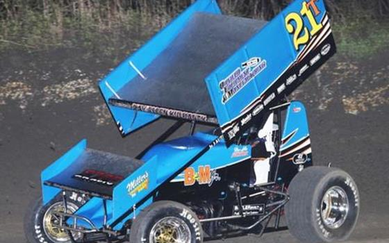 Kulhanek Finishes Second in ASCS Gulf South Championship Standings
