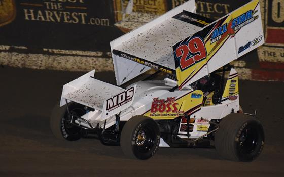 Rilat Closes Trip to Florida With Top 20 at Bubba Raceway Park