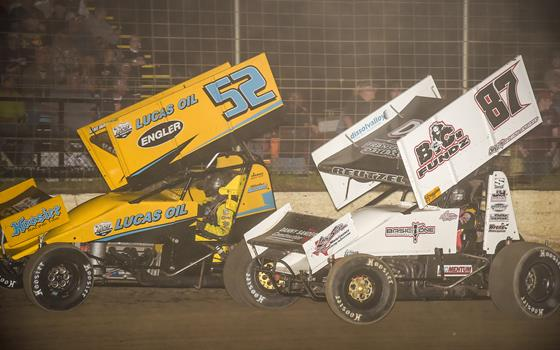 Devil's Bowl Winter Nationals Next For Lucas Oil ASCS