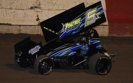 Hall Kicking Off First ASCS Gulf South Season as a Full-Timer This Weekend