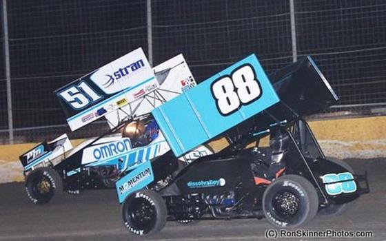 Scottie McDonald Tops ASCS Gulf South at Golden Triangle Raceway Park