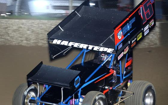 Sam Hafertepe, Jr. Sweeps ASCS Red River Weekend