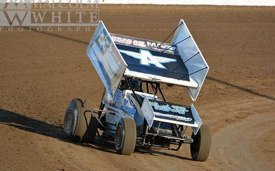 Seth Bergman Rocks ASCS Gulf South at Waco