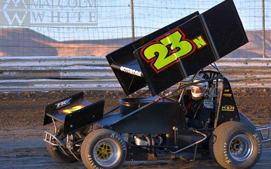 Hickle Strikes First in 2015 ASCS Frontier Region Opener