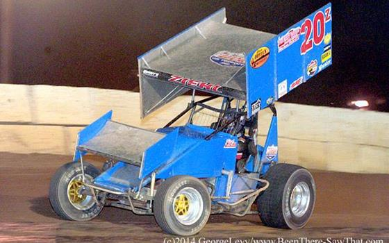 Rick Ziehl Races to ASCS Southwest Victory at Tucson