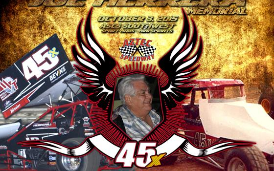 Joe Herrera Memorial Next for ASCS Southwest Region