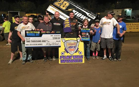 Jonathan Cornell Grabs ASCS Warrior Victory at Double X