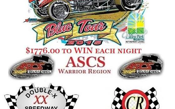 ASCS Warriors Ready for Red, White, and Blue Tour
