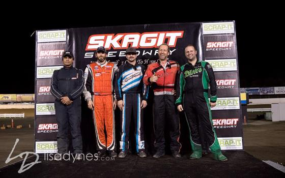 Champions Crowned at Skagit Speedway