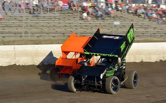 Phil Dietz Set for ASCS Frontier Montana Roundup at the Electric City Speedway