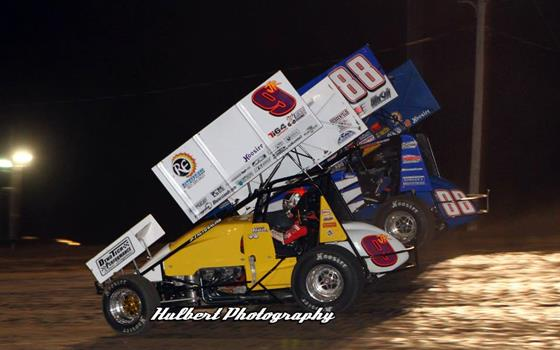 Lucas Oil ASCS Heads for Mid-South Double Header