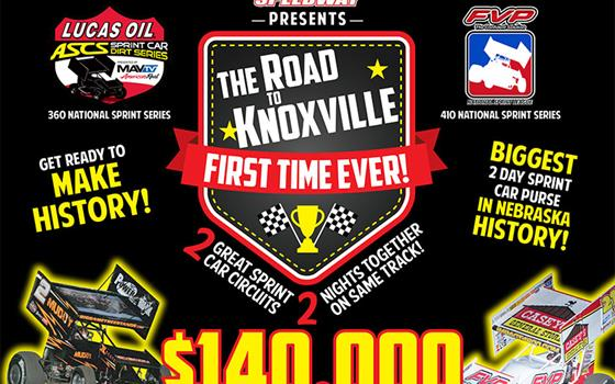 Lucas Oil ASCS Hits the Road to Knoxville at I-80 Speedway