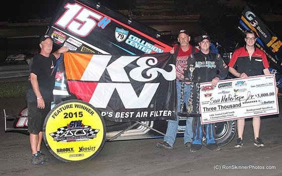Hafertepe Jr. Garners Third Win of Season, First with ASCS Gulf South