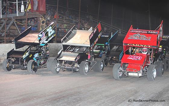 Three Nights of Action on Tap for the ASCS Gulf South Region