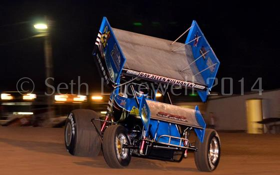 Kulhanek Charges From 15th to Second During ASCS Gulf South Opener