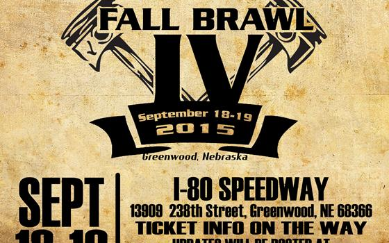 I-80 Speedway Offering 20,000 Reasons to Take on Fall Brawl IV