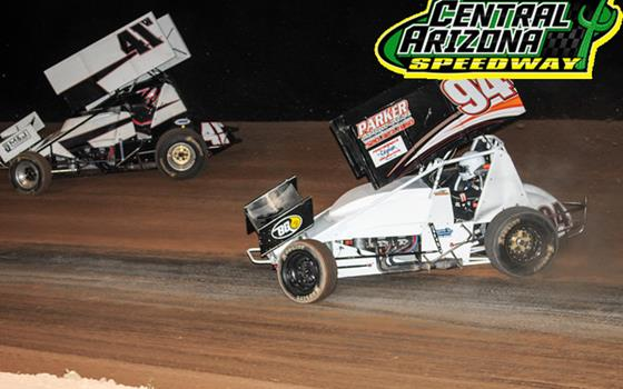 ASCS Southwest Headlines at Central Arizona Speedway