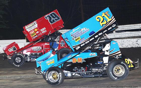 Heart 'O Texas Added to ASCS Gulf South Memorial Day Weekend