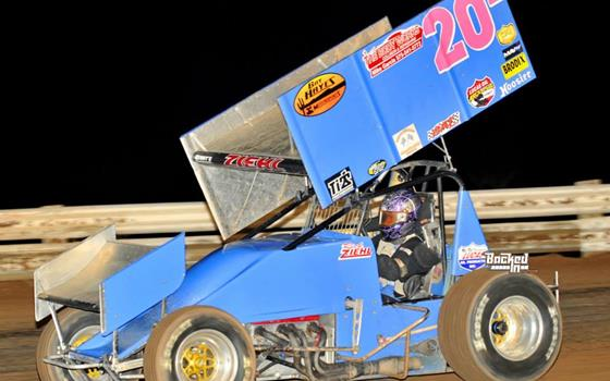 Rick Ziehl Tops ASCS Southwest at Central Arizona