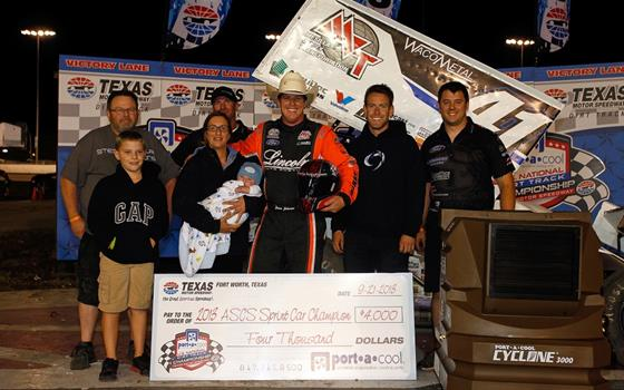 Texas Motor Speedway and Lucas Oil ASCS Confirm September Double-Header