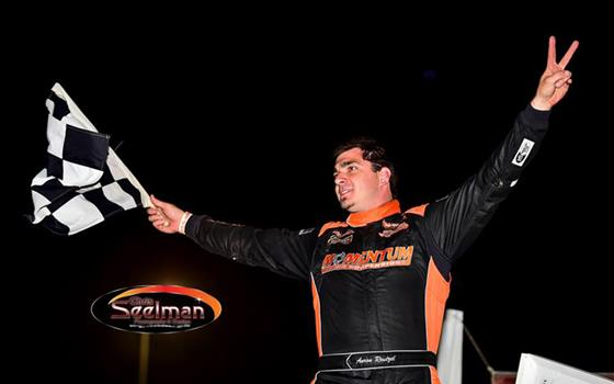 Reutzel Finishes Off Florida in Victory Lane!