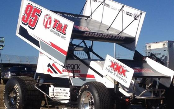 Covington Looking Ahead To Round Two In Florida At Bubba Raceway