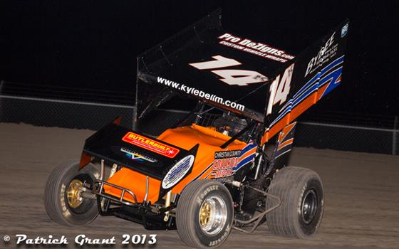 Kyle Bellm Set to Tackle ASCS National Tour
