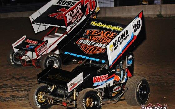 ASCS Warrior Region Headed for Friday at Callaway Raceway