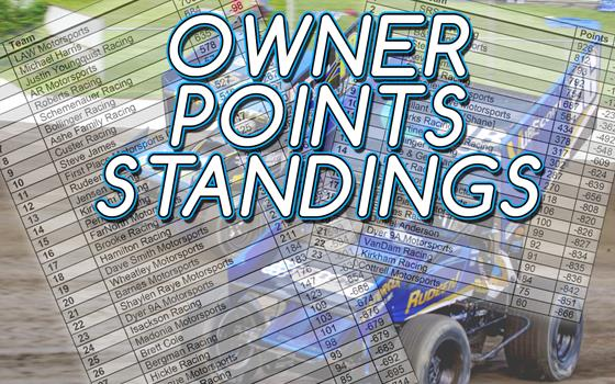 Championship Night Owner Points