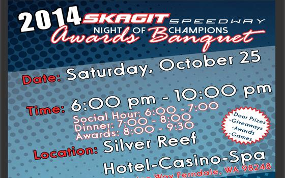 2014 Night of Champions Banquet October 25th