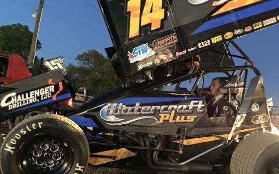 Tankersley Tackling ASCS Gulf South Region Doubleheader This Weekend