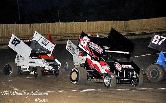 ASCS Red River Region Offers up 32 Dates in 2015