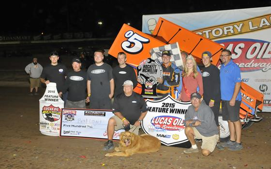 Brad Loyet Tops The Hockett/McMillin Memorial For The First Time