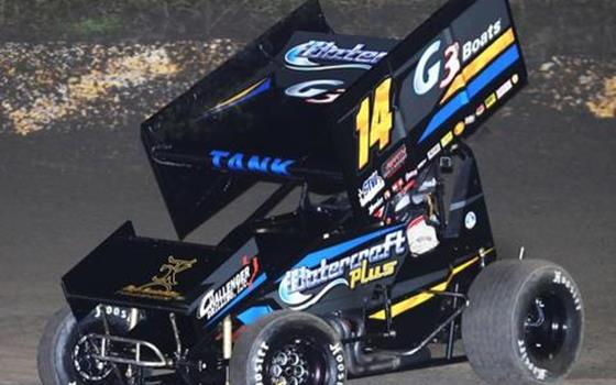 Tankersley Takes Home First Podium Finish of Season at Golden Triangle
