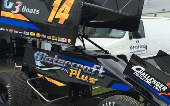 Tankersley Aiming for Continued ASCS Gulf South Success During Opener This Weekend