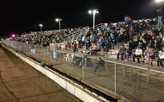 Arizona Speedway Promoter True Winner in Rain Shortened Event