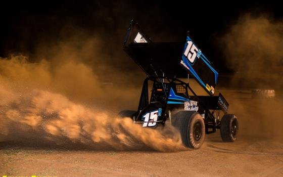 Sam Hafertepe, Jr. Geared Up For 2015 Lucas Oil ASCS Season