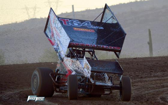 ASCS Southwest Regional Title Hunt Opens Saturday at Central Arizona Speedway