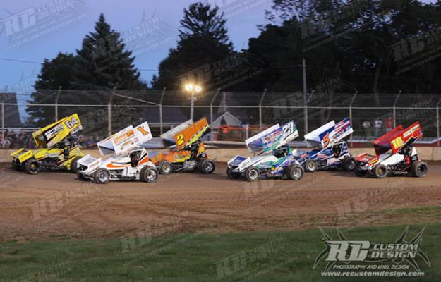 THREE EVENTS REMAIN ON 2014 BUMPER TO BUMPER IRA OUTLAW SPRINT SERIES SCHEDULE!