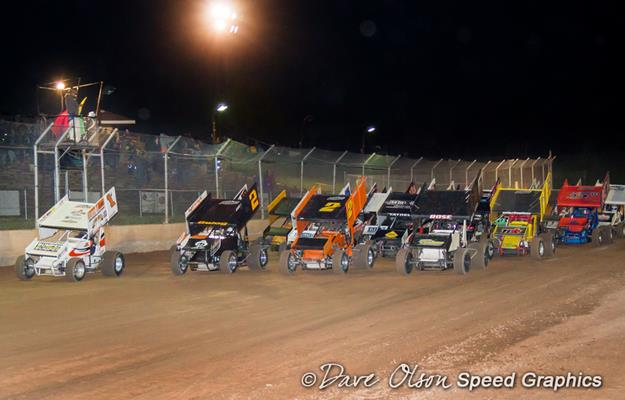 BUMPER TO BUMPER IRA OUTLAW SPRINTS HELP WITH YOUR MEMORIAL DAY WEEKEND PLANS!