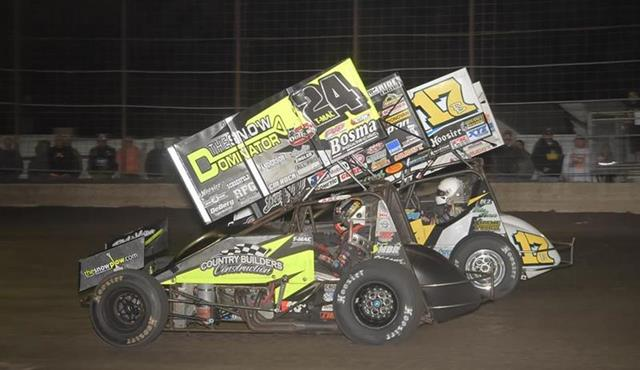 Big Money Still Up for Grabs with FVP National Sprint League this Weekend!