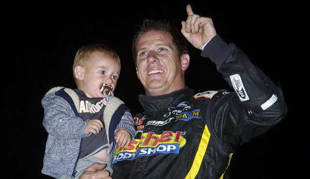Protest Overturned: Jason Johnson Declared 2014 Lucas Oil ASCS National Champion!