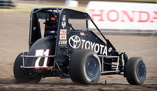Bell Off to Calistoga for Double Duty after Leffler Memorial Runner-Up Finish!