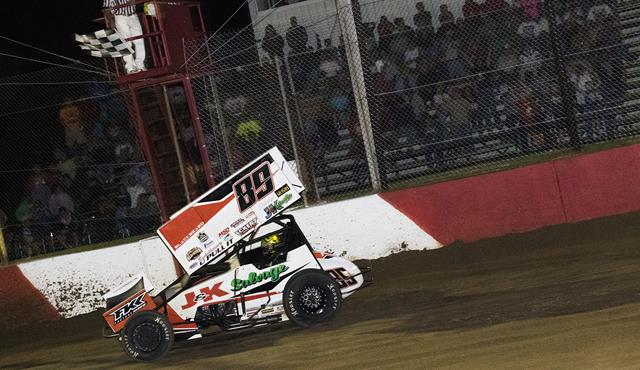 Cody Darrah Earns UNOH All Star Victory at Millstream Speedway
