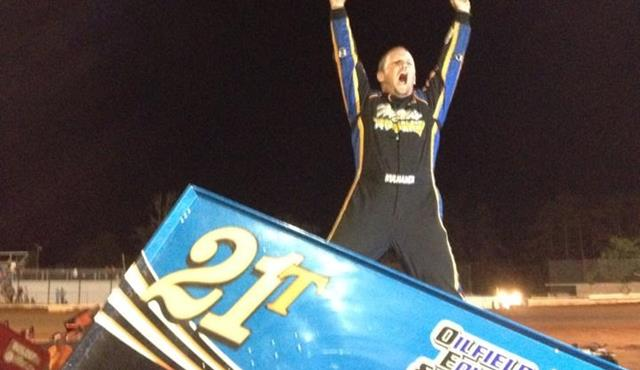 Kulhanek Rallies for ASCS Gulf South Region Win for Seventh Straight Season