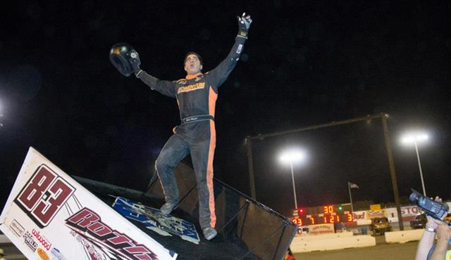 Reutzel Secures Roth Ride for Nationals after Near Perfect Weekend