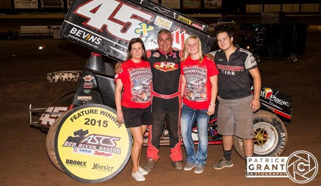 Herrera Hustles to Emotional ASCS Red River Region Victory