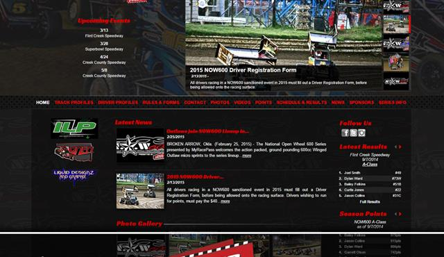 Driver Websites Establishes New Website for NOW600 Series