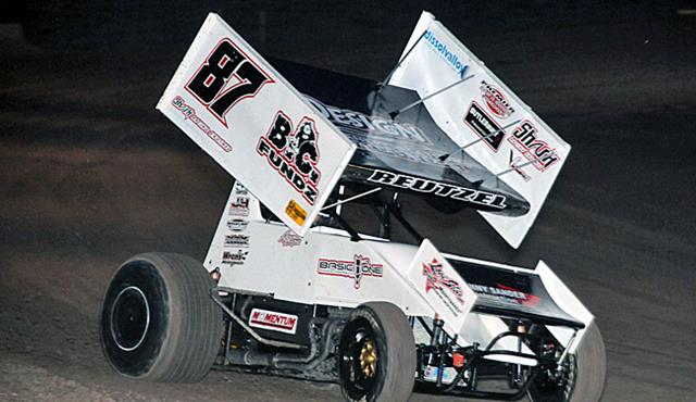 Reutzel Ready for World of Outlaws Debut